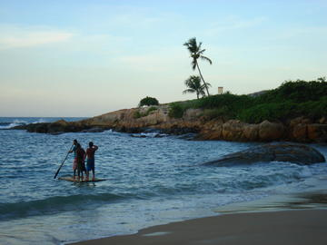 Calhetas Beach in Recife