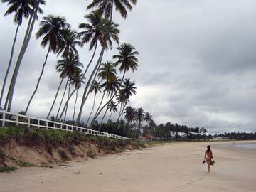 Camboa Beach in Recife