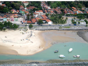 Carmo Beach & Fortim do Queijo