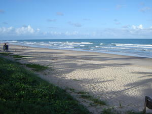 Cupe Beach in Recife