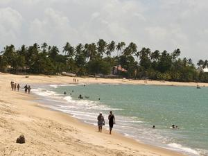 Serrambi Beach in Recife