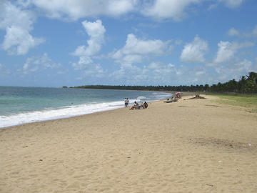 Tamandaré Beach in Recife
