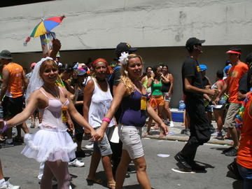Carnival in Recife