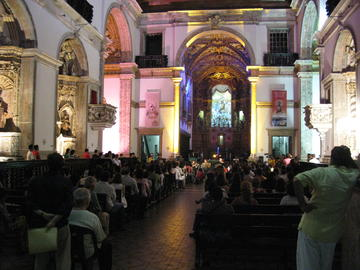 Our Lady of Carmo Basílica and Convent in Recife