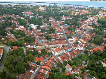 Olinda Historic Site in Recife